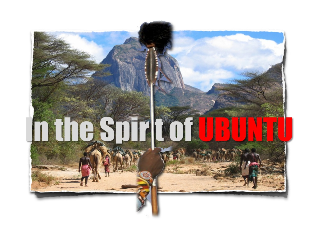 In the Spirit of UBUNTU