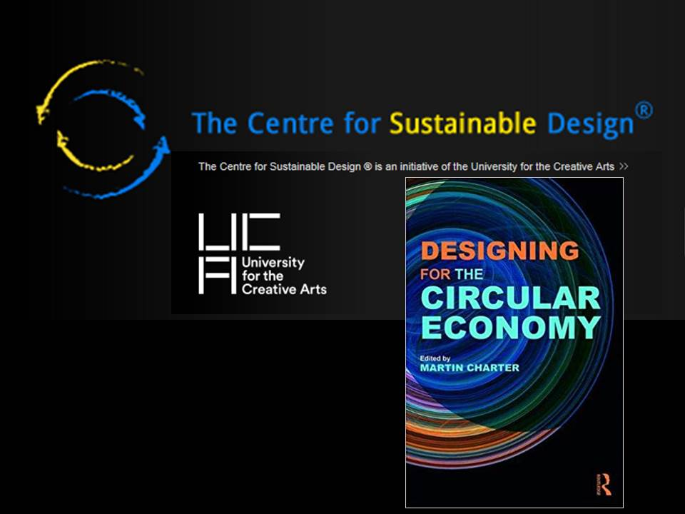 CfSD Designing for the Circular Economy   Read More