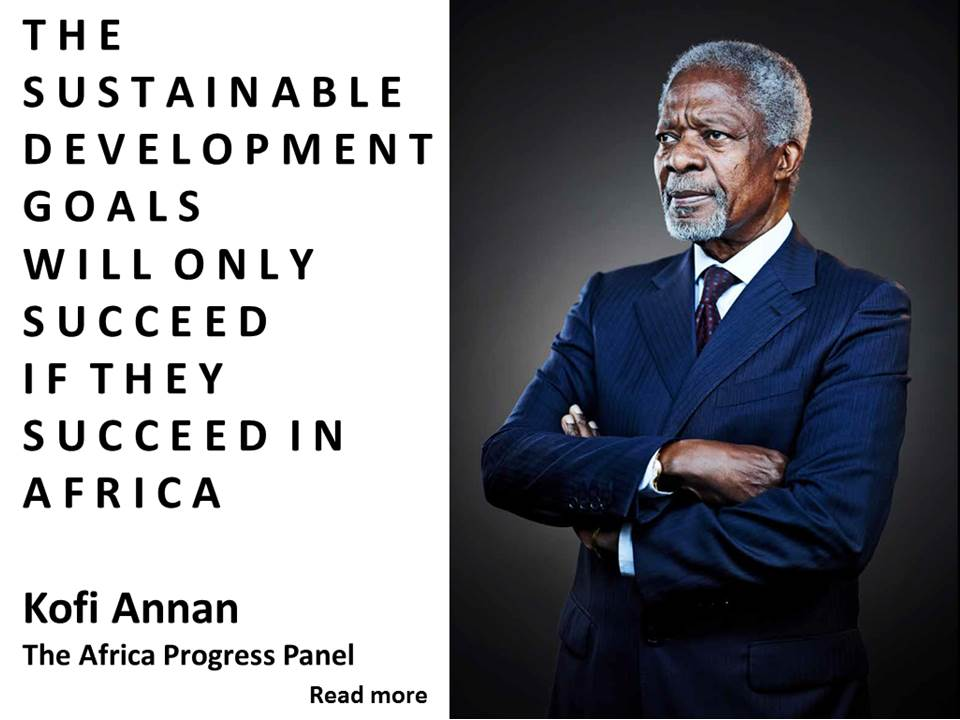 Kofi Annan Africa Progress Panel