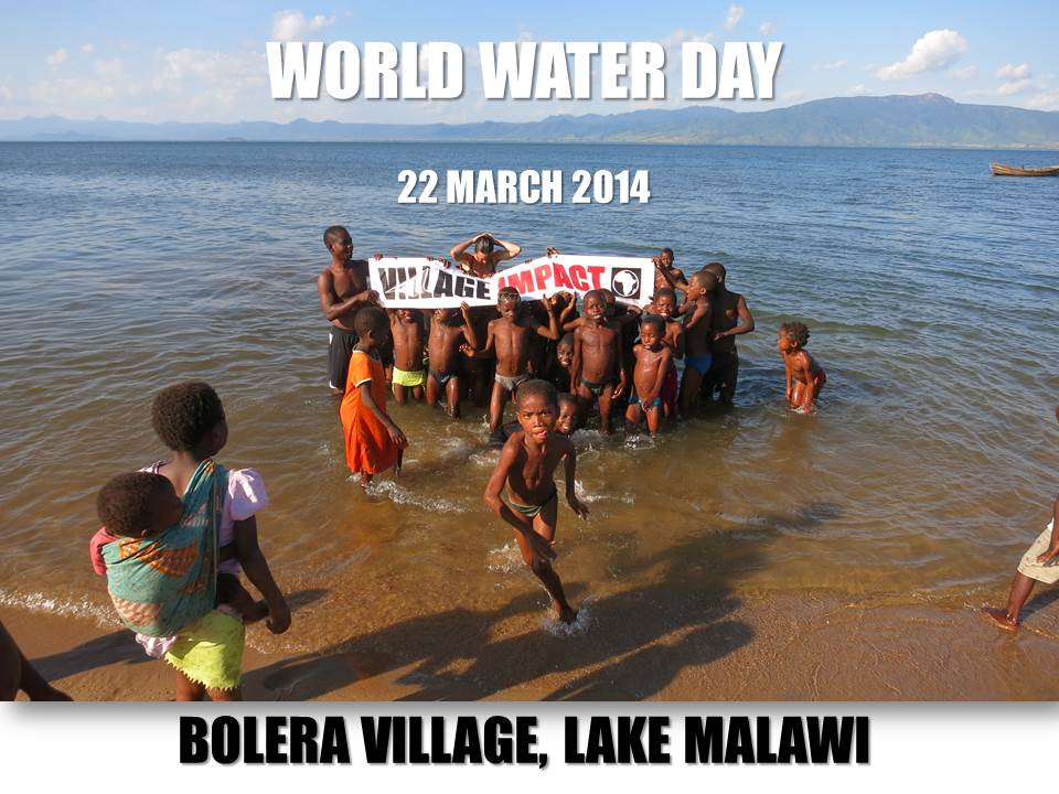 WORLD WATER DAY LAKE MALAWI