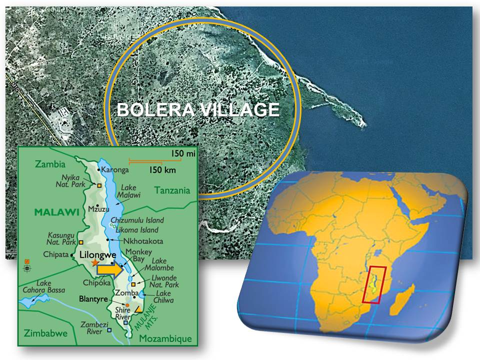 BOLERA VILLAGE LOCATION