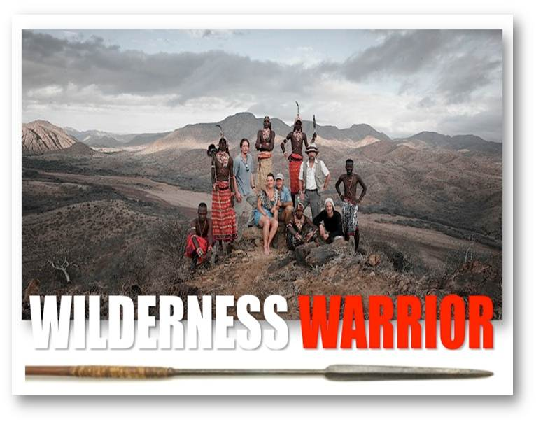 Wilderness Warrior photos by Jimmy Nelson